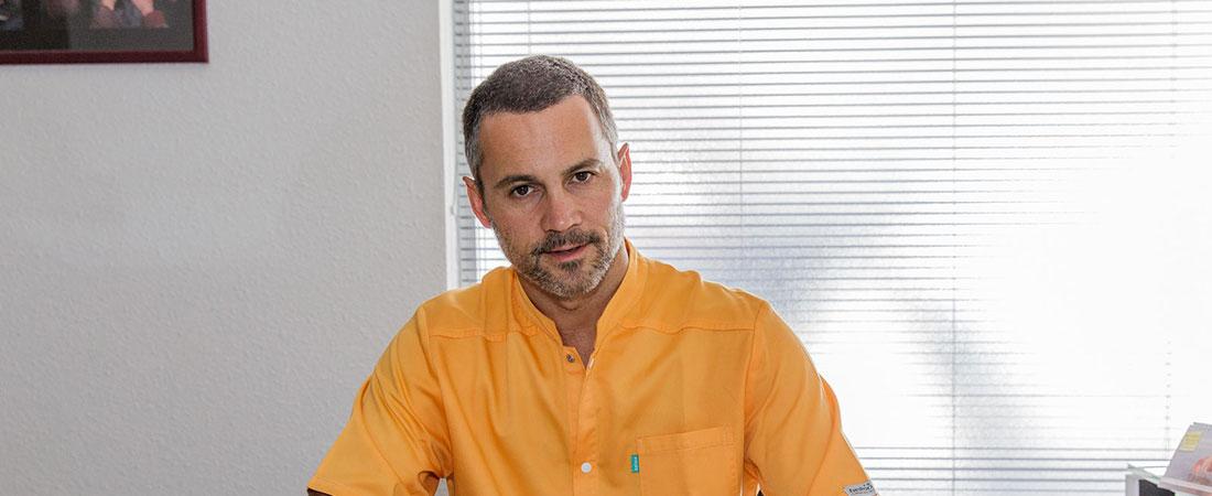 Julien Férando ostéopathe
